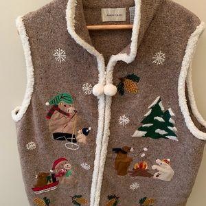 Christmas sweater ( plus)